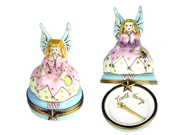 Rochard Tooth Fairy Limoges box