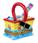 small beach tote limoges box