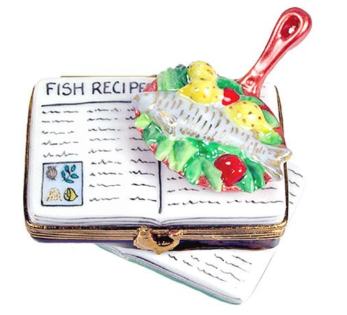 fish recipe limoges box