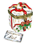 Rochard Christmas gif limoges box