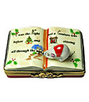 limoges box night before christmas book