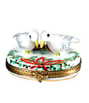 two turtle doves limoges box Chamart