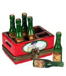 Rochard case of beer Limoges box